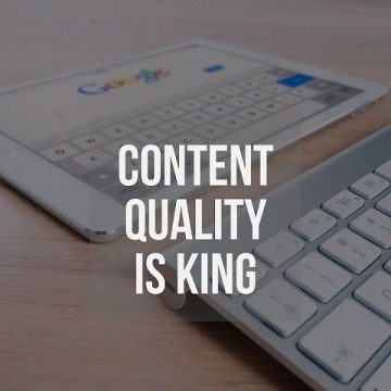 content-quality-is-king